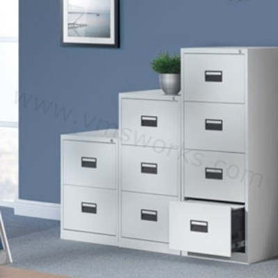 China Black Handle 2/3/4 Drawer Office Storage Vertical Horizontal Filing Cabinet System Manufacturers,Suppliers,Factory,Wholesale-Henan Vimasun Industry Co.,Ltd.