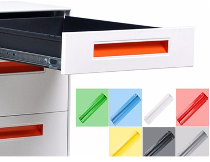 China Patented  New Design colourful  Handle 3 Drawer Mobile Pedestal Manufacturers,Suppliers,Factory,Wholesale-Henan Vimasun Industry Co.,Ltd.