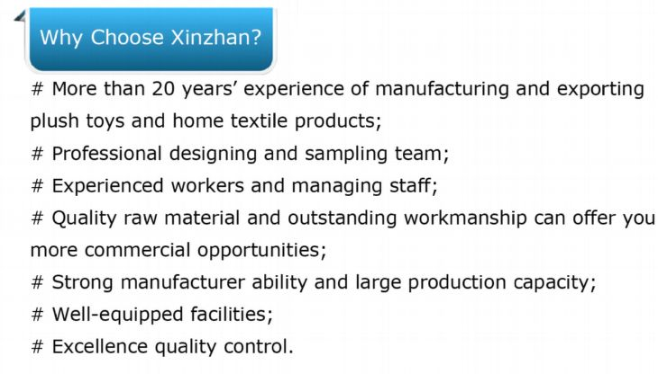 why choose Xinzhan Dragon plush toys.jpg