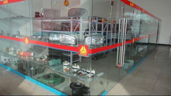 SINO Camión HOWO Axles Parts Arandela de empuje (NO.WG9114520389) 1589.jpg