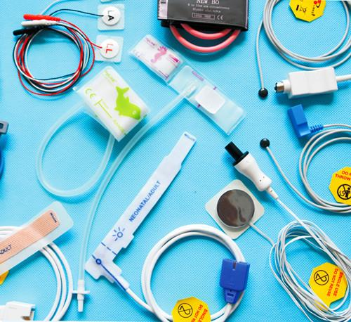 HyLink series ECG lead wires