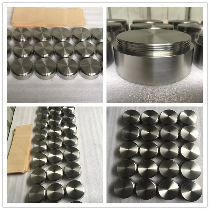 99.95 pure titanium target